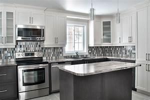Photo De Cuisine : comment choisir le mat riau du comptoir de cuisine ~ Premium-room.com Idées de Décoration