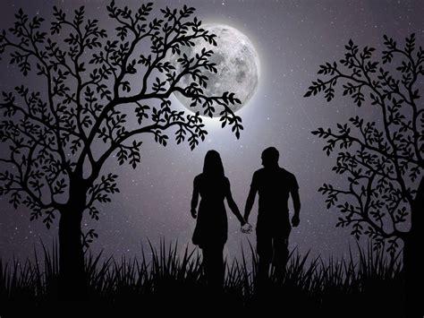 images love romantic night  feelings