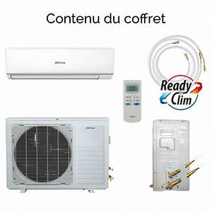 Clim Reversible Ou Chauffage Electrique : airton pompe chaleur climatiseur r versible pr t poser mono split dc inverter 3200w ~ Medecine-chirurgie-esthetiques.com Avis de Voitures