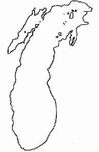 27 Images Of Template Outline Of Lake Superior