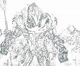Halo Coloring Flood Drawing Printable Master Chief Getcolorings Getdrawings Drawings Colorings sketch template