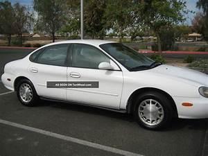 1997 Ford Taurus Gl Sedan 4