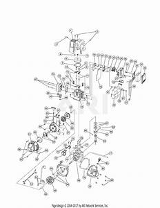 Troy Bilt Tiller Carburetor Diagram