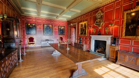 Warwick Castle Interior - awesome interiors at warwick castle