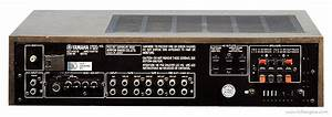 Yamaha R-900 - Manual - Stereo Receiver