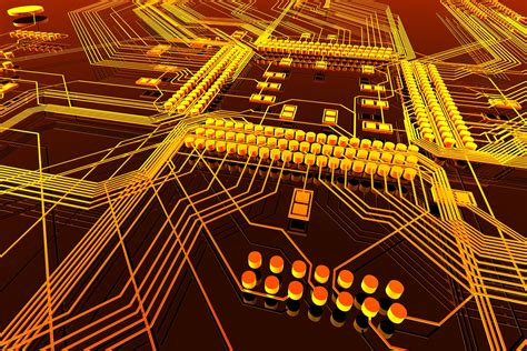 electronic circuit wallpapers 74
