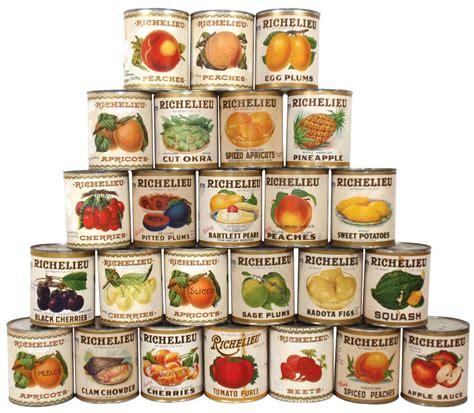 cuisine richelieu richelieu fruit vegetable cans