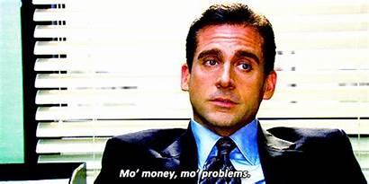 Money Office Scott Michael Mo Problems Gifs