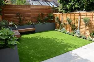 Small, Garden, Design, Fake, Grass, Low, Mainteance, Contempoary, Design, Sleek, Fun, London, Designer