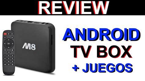 android tv box review android tv box m8 191 android en tu tv review test
