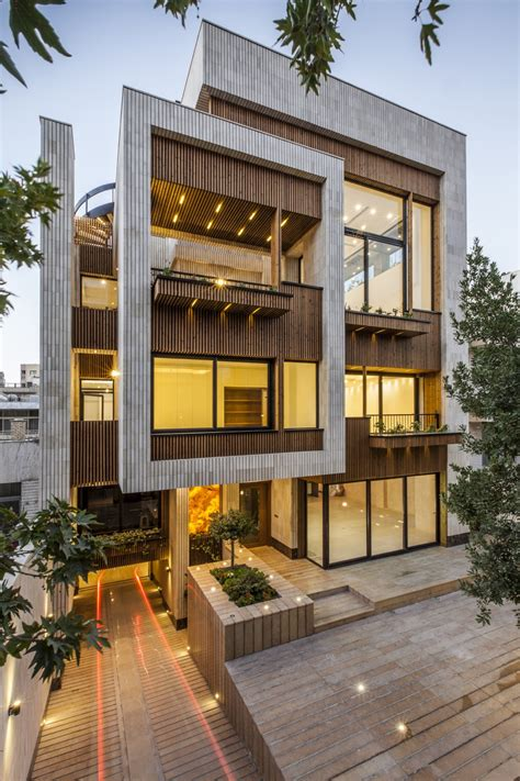 House Architectural by Mehrabad House Sarsayeh Architectural Office Archdaily