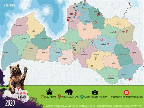 Latvijas iedzīvotāji arvien biežāk sastop lāčus, tāpēc nevienaldzīgi cilvēki nolemj rīkoties ...