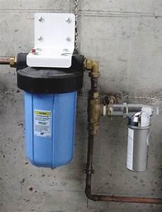 Filtre Eau De Puit : filtre kdf avec dynamiseur d 39 eau ewo ~ Premium-room.com Idées de Décoration
