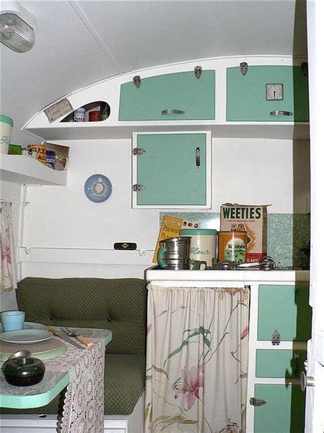 australia fremantle motor museum interior of old caravan by dave curtis via vintage