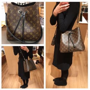 louis vuitton monogram canvas neonoe bag reference guide   gucci fashion style