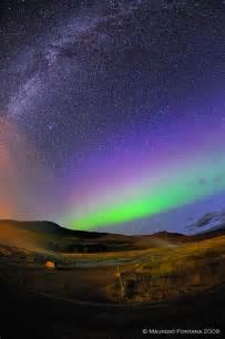 Iceland Aurora Borealis Milky Way