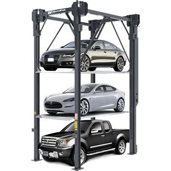 Bendpak Pl14000 Car Stacker Parking Lift, 7,000 Lb