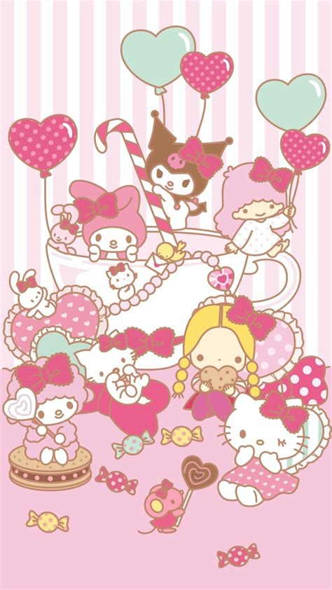 sanrio characters wallpaper  images