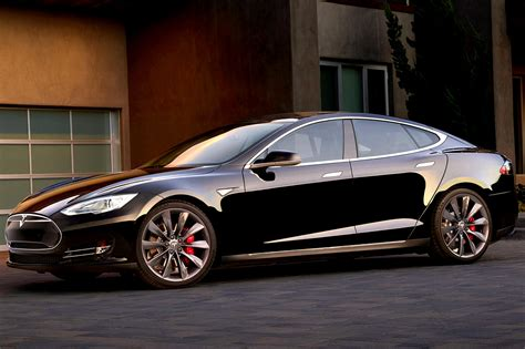 Photos Tesla Model S 70d 2016 From Article New Base Option
