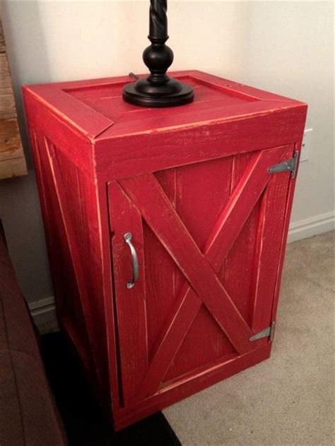 diy pallet  table nightstands pallet furniture plans