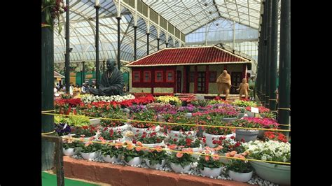 Flower Show 2019 : Bangalore Lalbagh Flower Show 2019