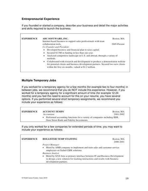 How To Describe Your Writing Skills On A Resume by Writing Mba Resumes
