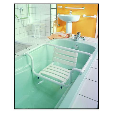 chaise pour baignoire siège de baignoire avec dossier