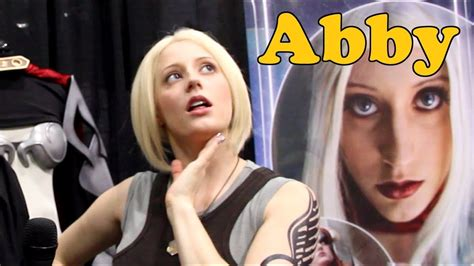 Abby Dark Star Starbuck Interview Comikaze Youtube
