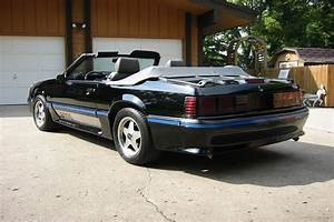1987 FORD MUSTANG 5.0 GT CONVERTIBLE - Greater Dakota Classics