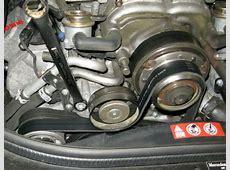 MercedesBenz EClass AMG w211 How to Replace Serpentine