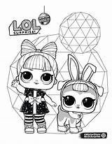 Lol Coloring Surprise Omg Kolorowanki Disco Mytopkid Colorare Glitter Sheets Sheet Drawing Lalka Youloveit Dolls Remix Wonder Druku Lil Bambole sketch template