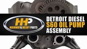 Detroit Diesel Series 60 Parts