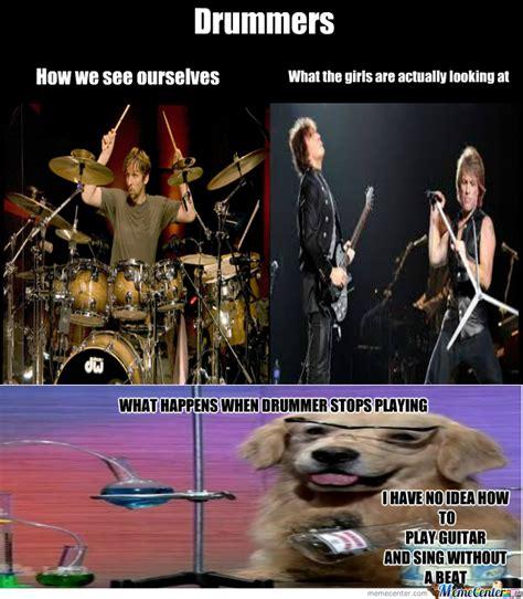 Drummer Memes - rmx forever alone drummers by spawn87 meme center