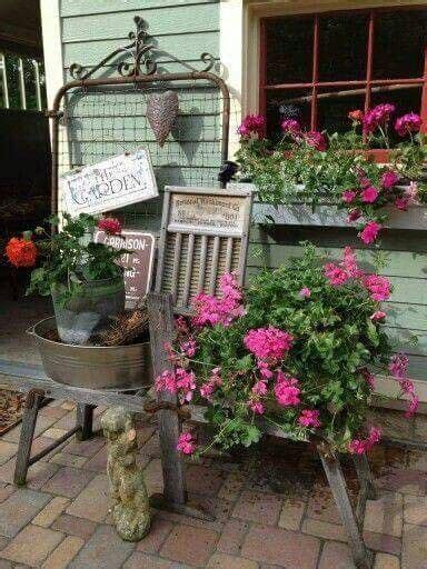 Best Images About Primitive Porch Outdoor Vignettes