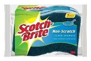 scotch brite  scratch sponges review