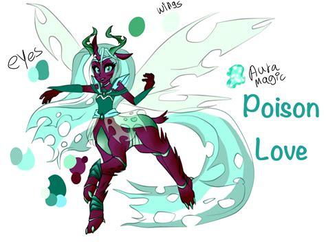 Princess Poison Love By Smileverse On Deviantart
