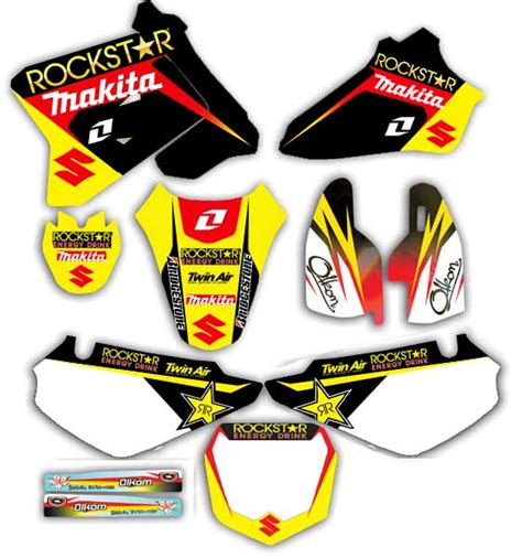skins gt 85 suzuki rm concours page 3