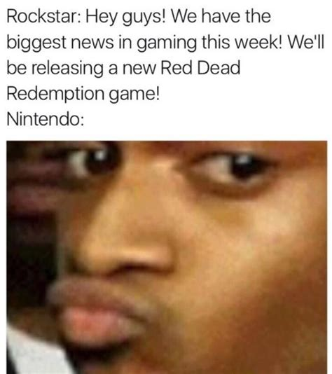 red dead redemption conceited reaction   meme