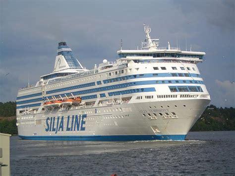 Baltijas jūras populārākie kruīza prāmji - Spoki