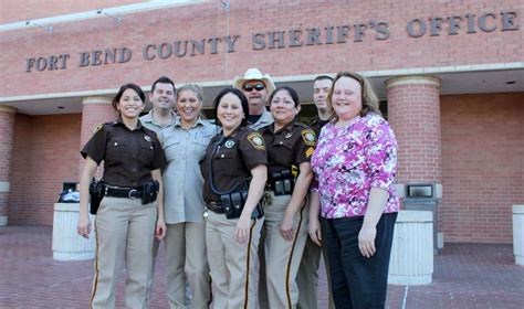 fort bend county sheriffs office plans fundraiser