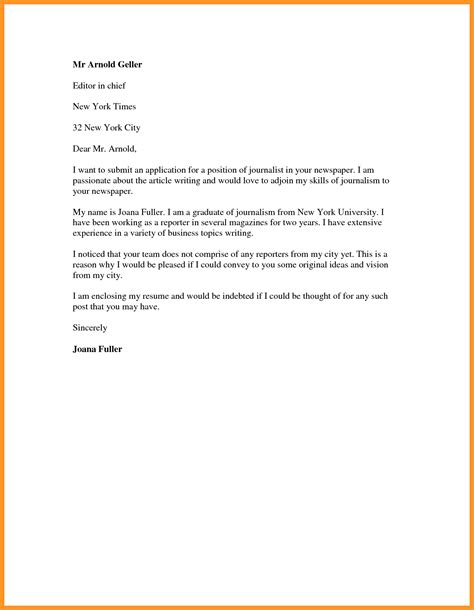 cover letter for application pdf bio letter format