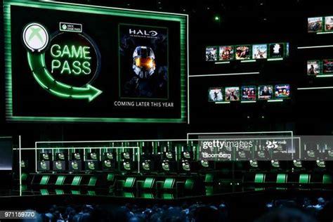 Microsoft Corp Xbox Event Ahead Of 2018 E3 Electronic ...