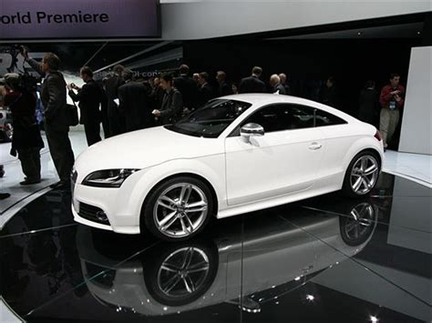 Audi Tts Coupe Modification by Audi Tts Coupe Best Photos And Information Of Modification