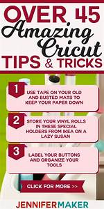 Cricut Tips And Tricks For Better  Easier Crafting