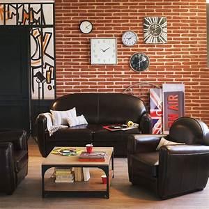 Style Industriel Salon : donner un look industriel son int rieur ~ Teatrodelosmanantiales.com Idées de Décoration