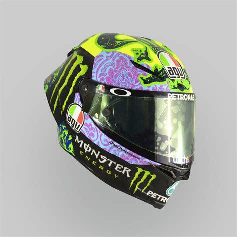 aldo drudi lebih bangga sama desain helm  dibanding