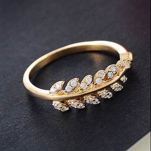 MultiStyle Women Flower Crystal Rhinestone Silver Gold ...