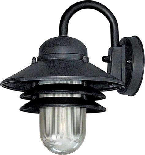 volume lighting v9725 5 black nautical outdoor 1 light 10