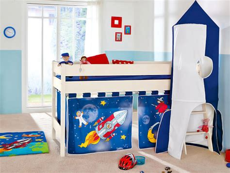 Making Children Happy With Paidi's Creative Bedrooms
