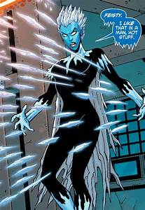 Caitlin Snow (Killer Frost)   Who's Who